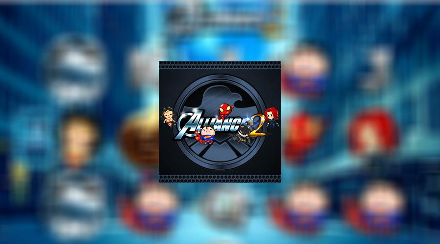 รีวิวเกมสล็อต Alliance 2